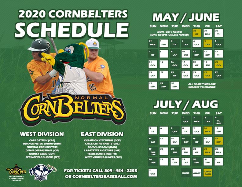 husker baseball schedule 2020
