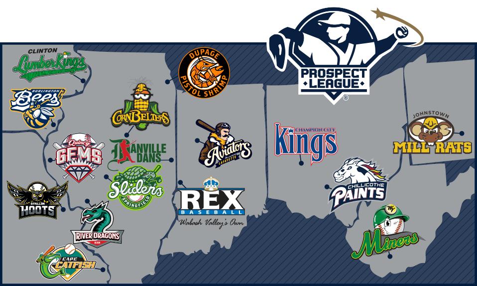 Prospect League Map